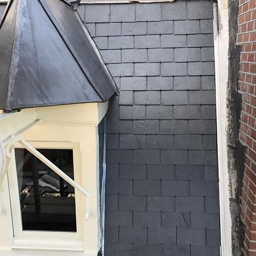 Fabulous Dakkapel in lood te Amsterdam – Lof Loodgieters LJ96